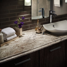 Traditional Bathroom Countertops by VT Industries