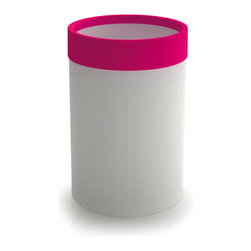 WS Bath Collections - Saon 3903.16 Tumbler - Saon 3903.16 Tumbler in Pink by WS Bath Collections