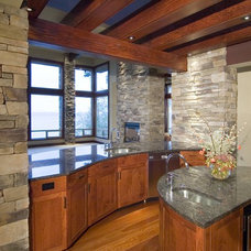 Contemporary Recessed Lighting by ONeill Group Inc.
