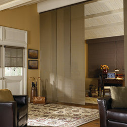 Bali® Solar Shades: Lanai, Mist, Tropics, Shoji & Vineyard (10% Openness) - Bali Solar Shades allow you to maintain your view to the outside as they minimize glare on TVs and home office computers, block damaging UV rays to protect your furnishings, and reduce heat transmittance to keep your home cool and comfortable.  These styles have a 10% opennness factor.