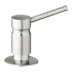 Grohe - Grohe 28857SD0 Stainless Steel Soap/Lotion Dispenser - Grohe 28857Sd0 Accessory- S/Steel Soap/Lotion Dispenser