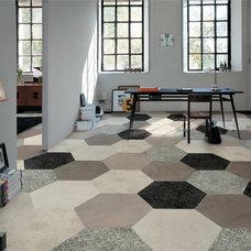 Contemporary Floor Tiles Heritage