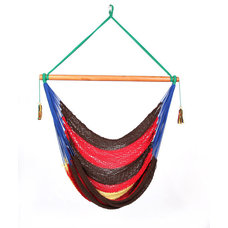 modern outdoor swingsets by Masaya Market