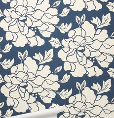 traditional wallpaper by Anthropologie