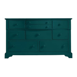 Stanley Furniture - Coastal Living Retreat-Getaway Dresser - Bring the vacation home with this resort-worthy chest of drawers.