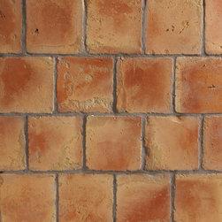 Spanish Handmade Terracotta Tile - Spanish Handmade Terracotta Tile