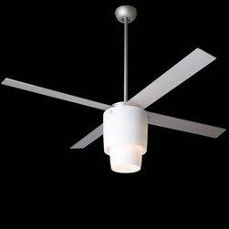 Modern Fan Company - Modern Fan Company | Halo Ceiling Fan - Design by Ron Rezek.