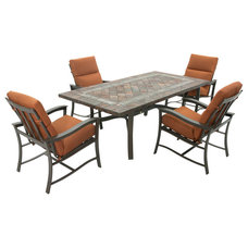 Contemporary Outdoor Tables by Jerome's Furniture