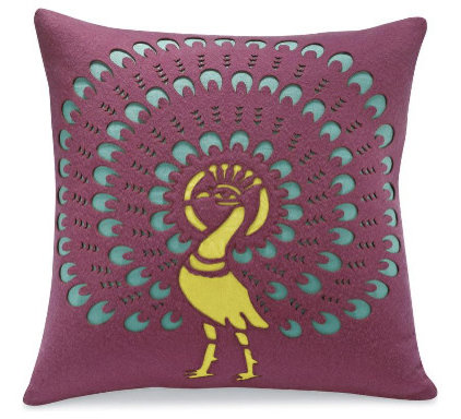 Eclectic Decorative Pillows by Chiasso