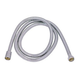 Kingston Brass - 59in. Stainless Steel Hose - 59in. Stainless Steel Hose