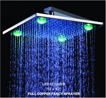 Eclectic Showerheads And Body Sprays by sinofaucet
