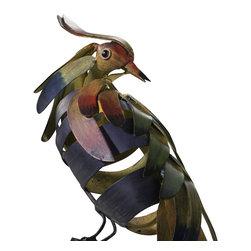 """Joshua Marshal - Multi-Color 19.75"""" Multi-Colored Birds - Multi-Color 19.75"""" Multi-Colored Birds"""