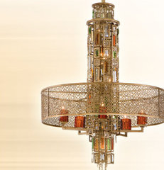 eclectic pendant lighting by corbettlighting.com