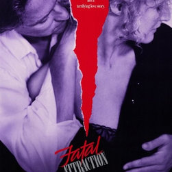 Fatal Attraction 11 x 17 Movie Poster - Style A - Fatal Attraction 11 x 17 Movie Poster - Style A Michael Douglas, Glenn Close, Anne Archer, Stuart Pankin, Ellen Hamilton-Latzen, Ellen Foley, Fred Gwynne, Meg Mundy, J.J. Johnston. Directed By: Adrian Lyne. Producer: Paramount Pictures.