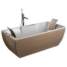 Contemporary Bathtubs by Modo Bath
