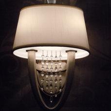 Contemporary Bathroom Lighting And Vanity Lighting by Craig Wickersham Inc