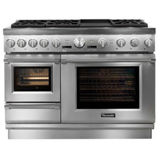 Modern Gas Ranges And Electric Ranges by Kieffer's Appliances