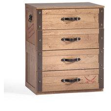 Modern Kids Dressers by Turbo Beds
