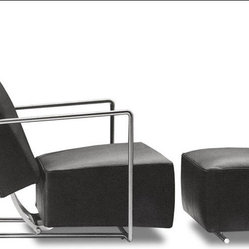 Elegant Recliner Chair By SohoConcept