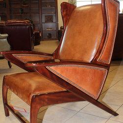 Hancock and Moore Sale - Hancock and Moore Boomerang Chair