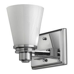 Hinkley - Hinkley-5550CM-Avon Bath Fixture - Under four generations of family�leadership, Hinkley Lighting has transformed from a small outdoor lantern company to a global brand intent on bringing you the best in style, quality and value. We thrive on personal relationships, regional roots, inspiring design and a family atmosphere that is encouraged at every level of our company. If the past 90 years are any indication, it is with great pride and excitement that we set our sights on the horizon and extend our commitment to keeping your �Life Aglow.�