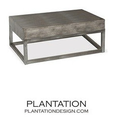 coffee tables by PLANTATION