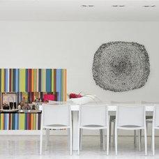 Decoração multicolorida: 12 ambientes com combinações ousadas - Casa.com.br