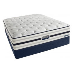 Simmons Beautyrest Kimi luxury firm mattress - The Simmons Beautyrest Kimi Luxury firm mattress is the ultimate in sleeping luxury!