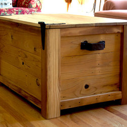 Coffee Table Chest - Dennis Caplinger, James Farah