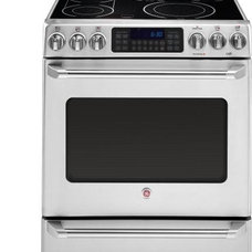 Gas Ranges And Electric Ranges by Mrs. G TV & Appliances