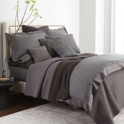 Donna Karan Home King Fitted Sheet