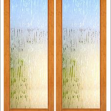 Contemporary Interior Doors by Doors4Home