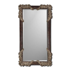 Paragon - Paragon Brown Finish Estate  by Mirrors  - 68 X 37 - Title Paragon Brown Finish Estate  by Mirrors  - 68 X 37