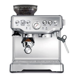Breville BES870XL Upgraded The Barista Express Die-Cast Espresso Machine & Grind