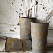 Eclectic Indoor Pots And Planters by Save-on-crafts