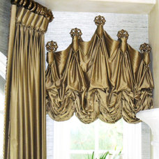 Curtains by The Drapery Connection