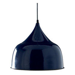 Rohan Art Exports - Granger Hanging Light - Royal Blue - Granger Hanging Light - Royal Blue
