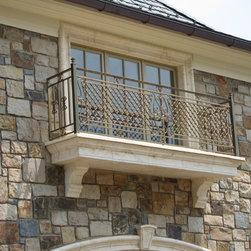 Bronze Balcony - Bronze Custom Balcony