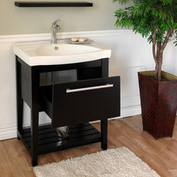 "27.5"" Thessaly Single Bath Vanity -"