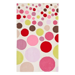 """Safavieh - Safavieh Safavieh Kids SFK223A, Beige, Multi, 2'3""""x7' Rug - This hand tufted is made with premium New Zealand wool lending a lush and warm feel that will go great in any child's play area or bedroom."""