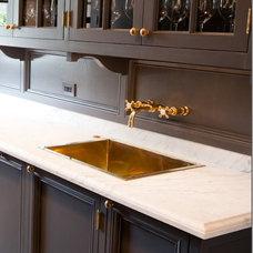 Gray Cabinets with wood backsplash.jpg