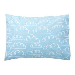 Light Blue Clouds Case