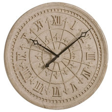 traditional clocks by Ethan Allen
