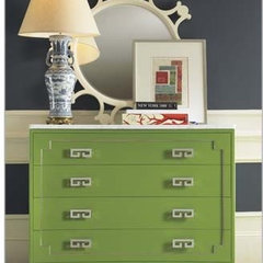 mediterranean dressers chests and bedroom armoires by Century Furniture