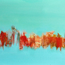 Contemporary Paintings by Etsy
