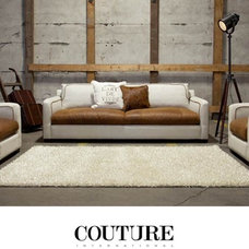 Contemporary Sofas by COUTURE International