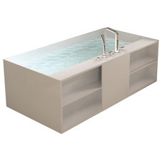 Modern Bathtubs by ADM Bathroom Design