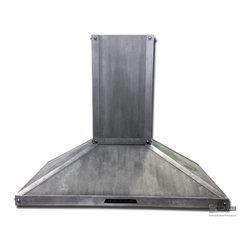 Zinc Hood Vent - Zinc hood vent - Riverside Sheet Metal