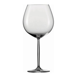 Fortessa Inc - Schott Zwiesel Tritan Diva Claret 28.4 oz. Red Wine Glasses - Set of 6 - 0006.10 - Shop for Drinkware from Hayneedle.com! For maximum capacity and aeration the large Schott Zwiesel Tritan Diva Claret 28.4 ounces Red Wine Glasses - Set of 6 are a perfect vessel for your favorite red. The durable Tritan crystal glass is gorgeous and elegant. Dishwasher-safe design means easy cleaning for lasting sparkle.About Fortessa Inc.You have Fortessa Inc. to thank for the crossover of professional tableware to the consumer market. No longer is classic high-quality tableware the sole domain of fancy restaurants only. By utilizing cutting edge technology to pioneer advanced compositions as well as reinventing traditional bone china Fortessa has paved the way to dominance in the global tableware industry.Founded in 1993 as the Great American Trading Company Inc. the company expanded its offerings to include dinnerware flatware glassware and tabletop accessories becoming a total table operation. In 2000 the company consolidated its offerings under the Fortessa name. With main headquarters in Sterling Virginia Fortessa also operates internationally and can be found wherever fine dining is appreciated. Make sure your home is one of those places by exploring Fortessa's innovative collections.