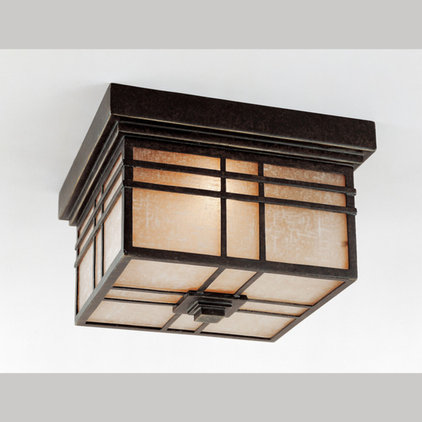 Traditional Outdoor Flush-mount Ceiling Lighting by 1800Lighting